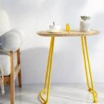 sarı ayaklı sehpa
