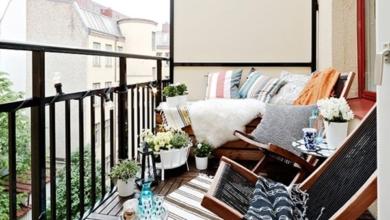 Vintage Balkon Dekorasyonu Nasıl Yapılmalı