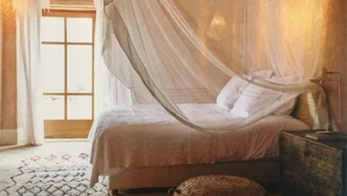 Yatakta Cibinlik Nasıl Kullanılır