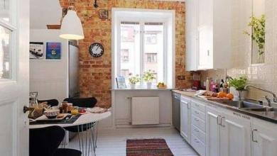 Mutfakta İskandinav Dekorasyonu
